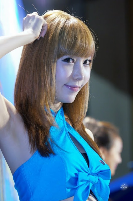 Im Min Young in Miniskirts at E-Stars 2011