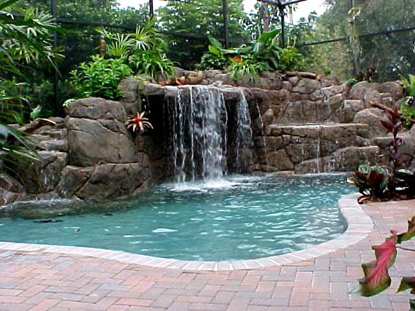 Excellent Swimming Pools with Waterfalls 600 x 450 · 78 kB · jpeg