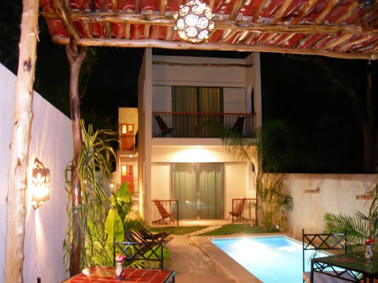 Casa Del Maya B&B