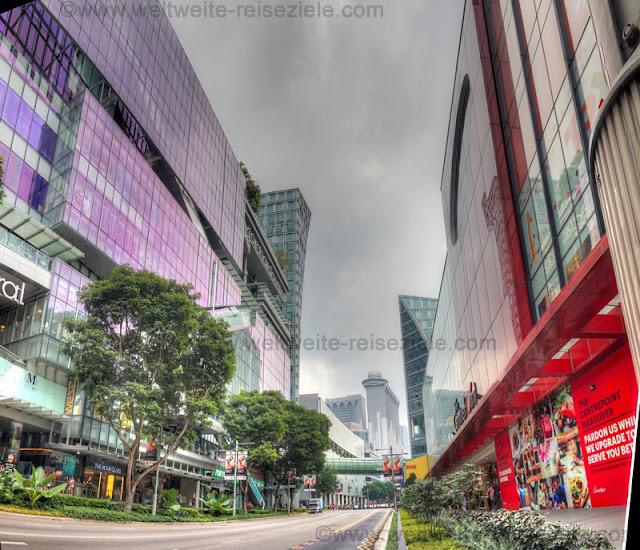 Einkaufszentren Orchard Road, Singapur