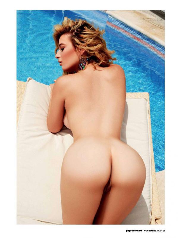 Fotos de Brenda Zambrano nua na Playboy México