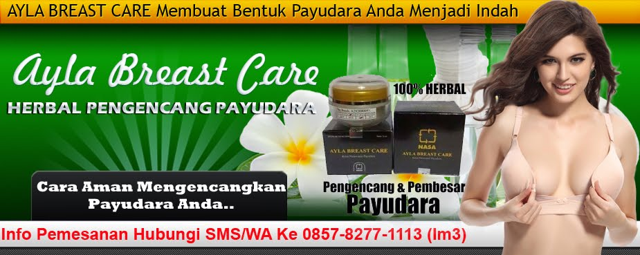 0857-8277-1113 (SMS/WA), Agen Jual Ayla Breast Care