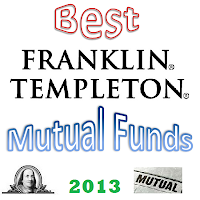 Best Franklin Templeton Mutual Funds 2013