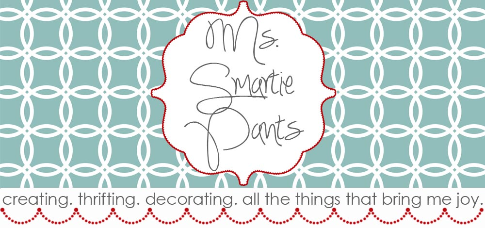 ~ Ms Smartie Pants ~
