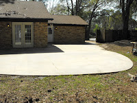 Tallahassee concrete cleaning