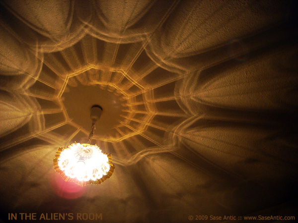 In the Alien's Room