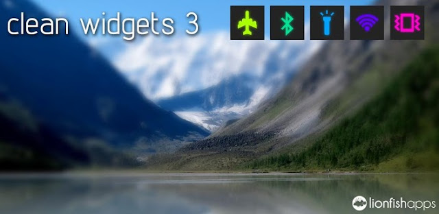 Clean Widgets v3.05 APK