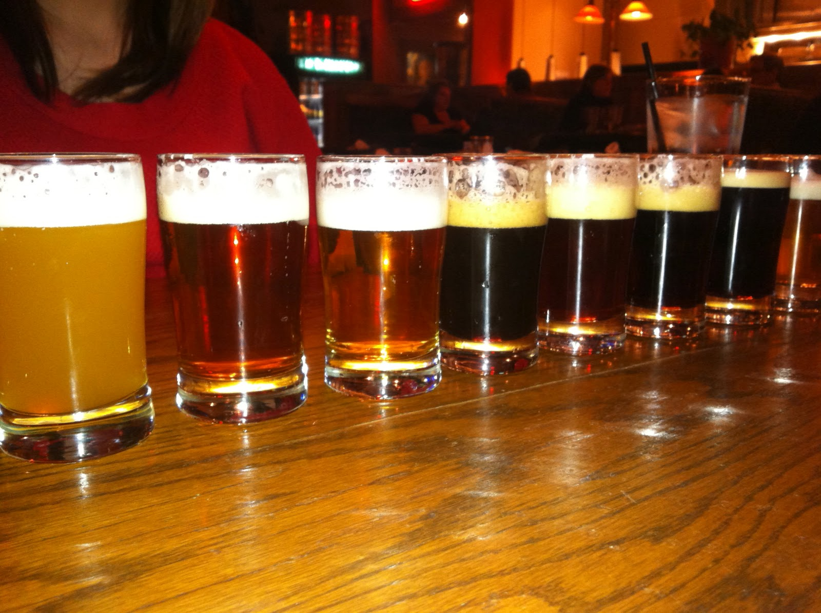 Pittsburgh Menu Rock Bottom Restaurant & Brewery