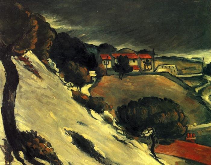 Paul Cézanne 1839-1906   French Post-Impressionist painter