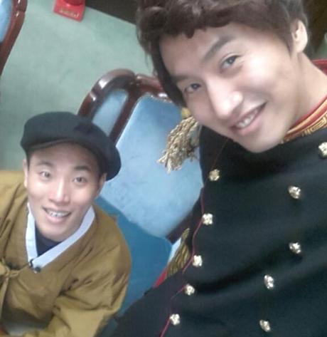 Kwang Soo & Gary