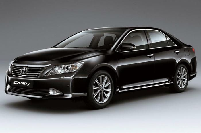 Toyota Camry Brand New Model 2013 ~ Wallpapers Universe