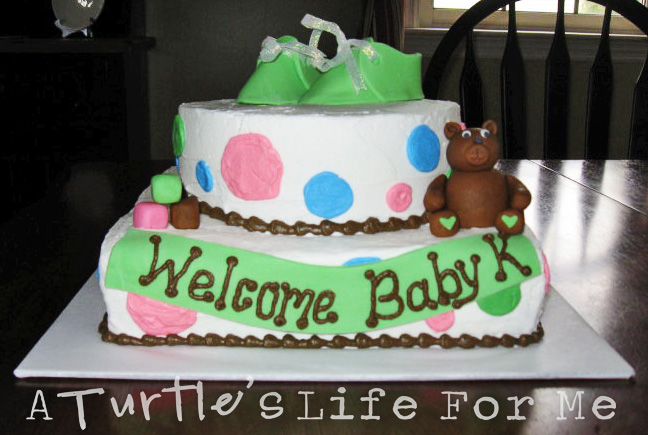 at wasnu0027t exactly anywhere close to my house but days later the librarian at my kidsu0027 school told me she was the baby shower where this was served