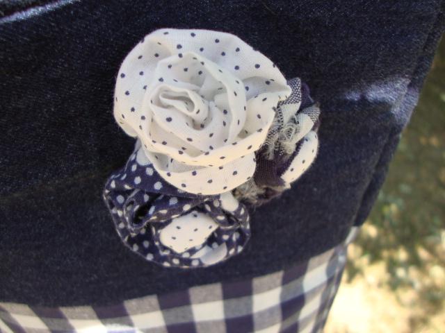 Le fragole di stoffa: agosto 2011