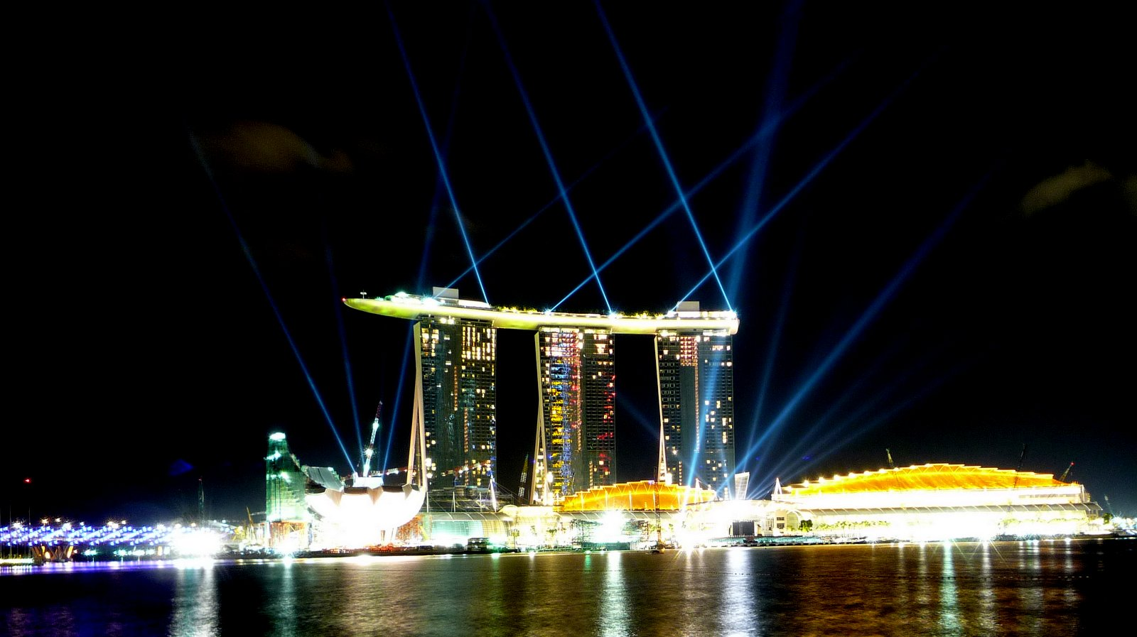 Marina bay sands urban architecture now for Marina bay sands architecture concept