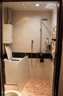 ванная комната после ремонта