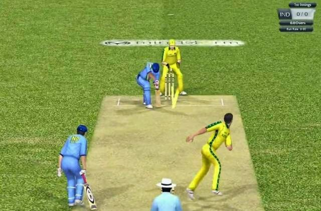 Cricket Revolution PC Games Gameplay