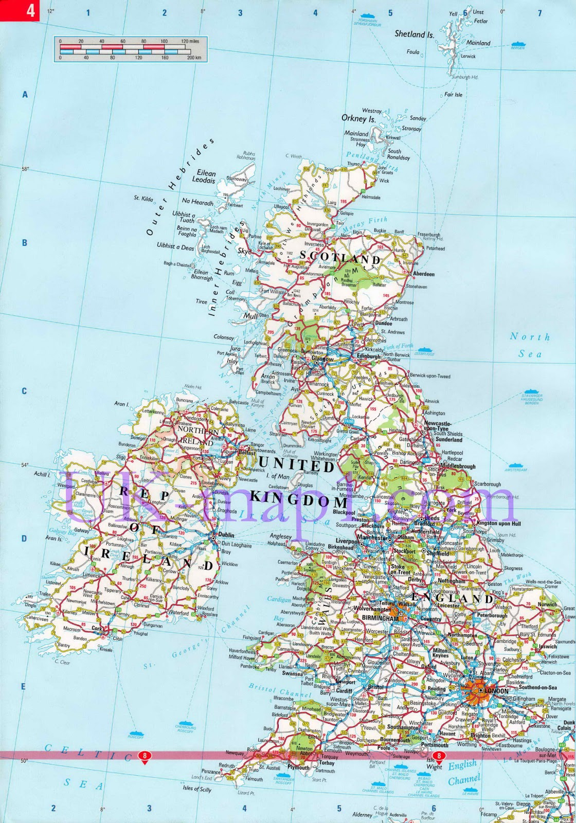Biggar United Kingdom  city photos gallery : MAPS OF THE UNITED KINGDOM FIJI PRESS™ Matanitu Tu Vaka i koya ...