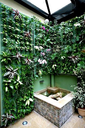 Trendysismos jardines verticales for Elaboracion de jardines verticales
