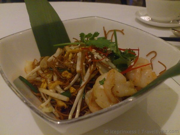 Lemongrass Seafood Min Sin