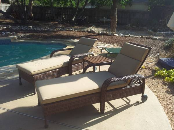 Thou shall craigslist saturday august 17 2013 for Outdoor furniture austin