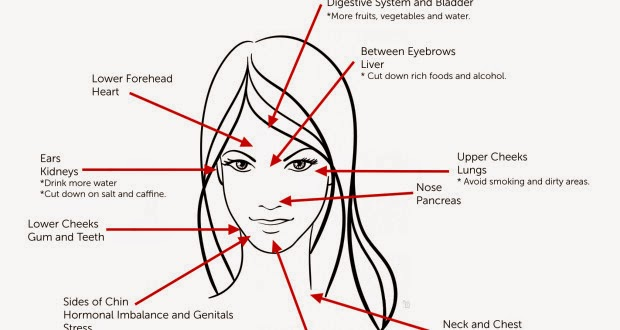 What does your Acne reveal about your health