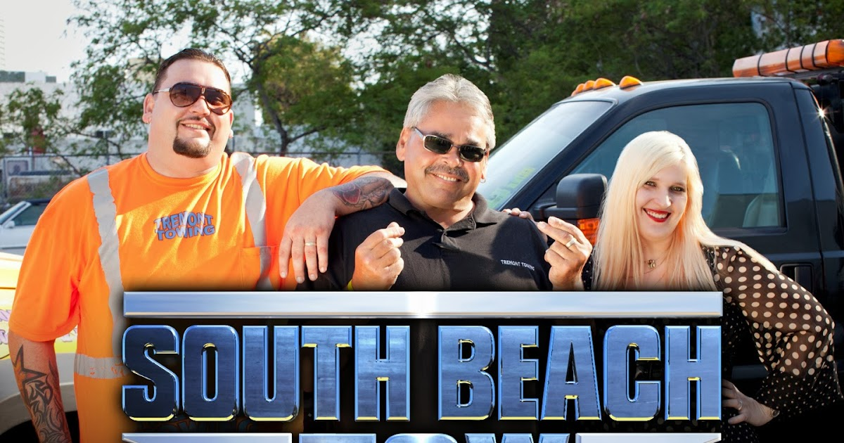 South Beach Tow Bernice Saves Eddie