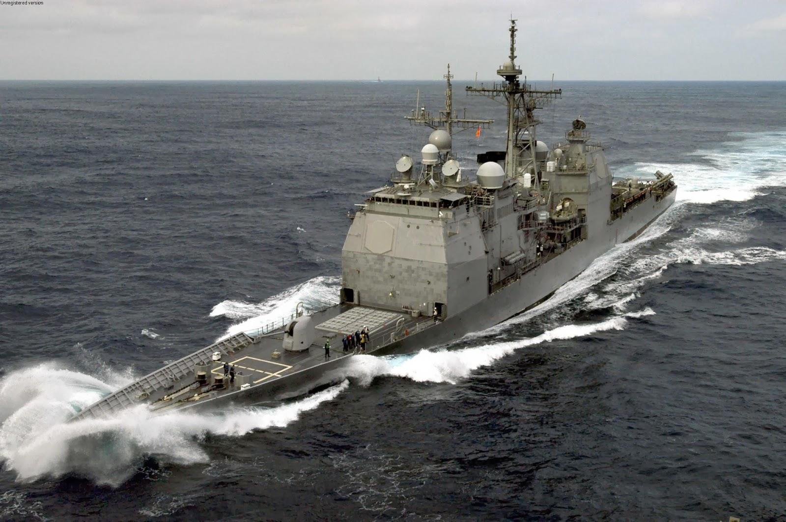 Naval Open Source INTelligence: Modernized Cruiser ... Navy Cruiser Ships