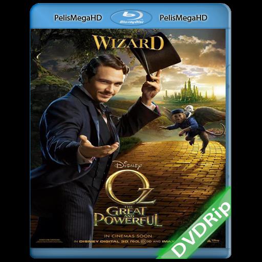 OZ: EL PODEROSO (2013) DVDRIP ESPAÑOL LATINO