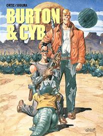 Añadido Burton & Cyb a Obras de José Ortiz - EAGZA