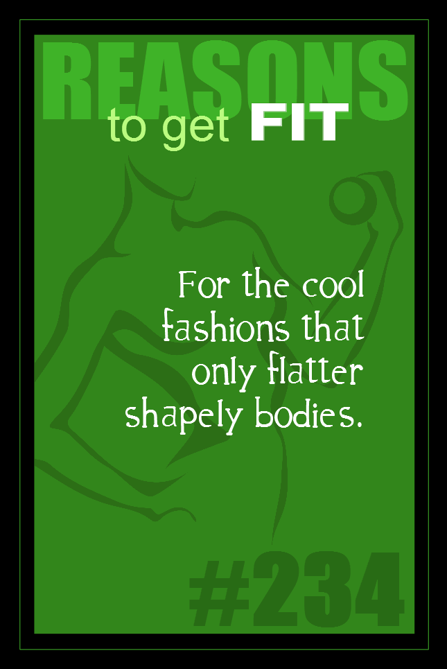 365 Reasons to Get Fit #234
