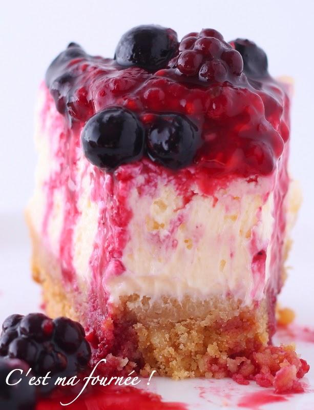 Le cheesecake de JF Piège