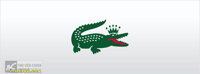 Ảnh bìa facebook đẹp độc đáo - Cover FB timeline enique, cá sấu
