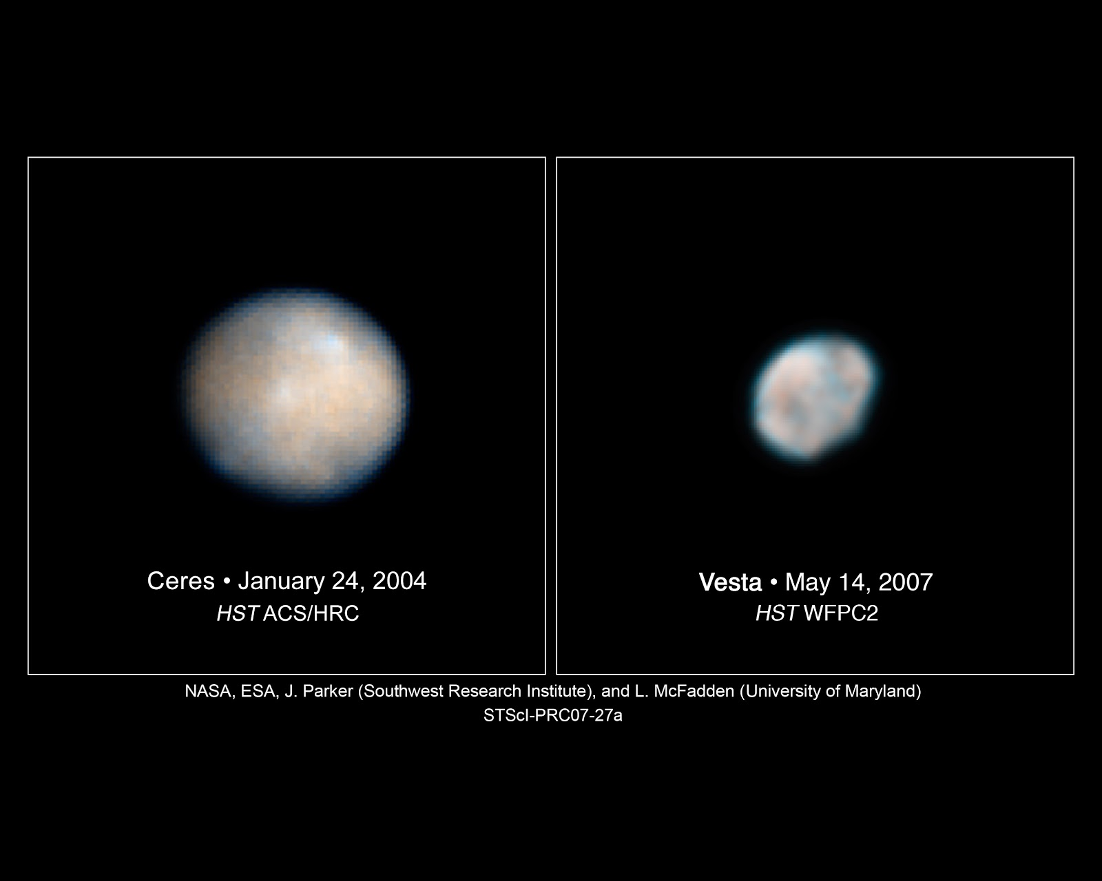 Amazing Astronomy : Asteroids
