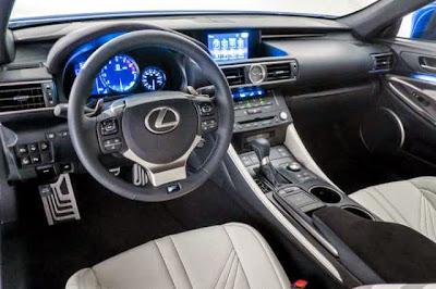 2016 Lexus RX 350 Interior Redesign