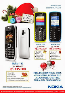 Joyful Christmas with Nokia
