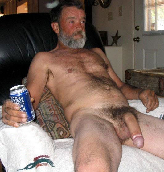 Hrabre... grandpa with big cock about