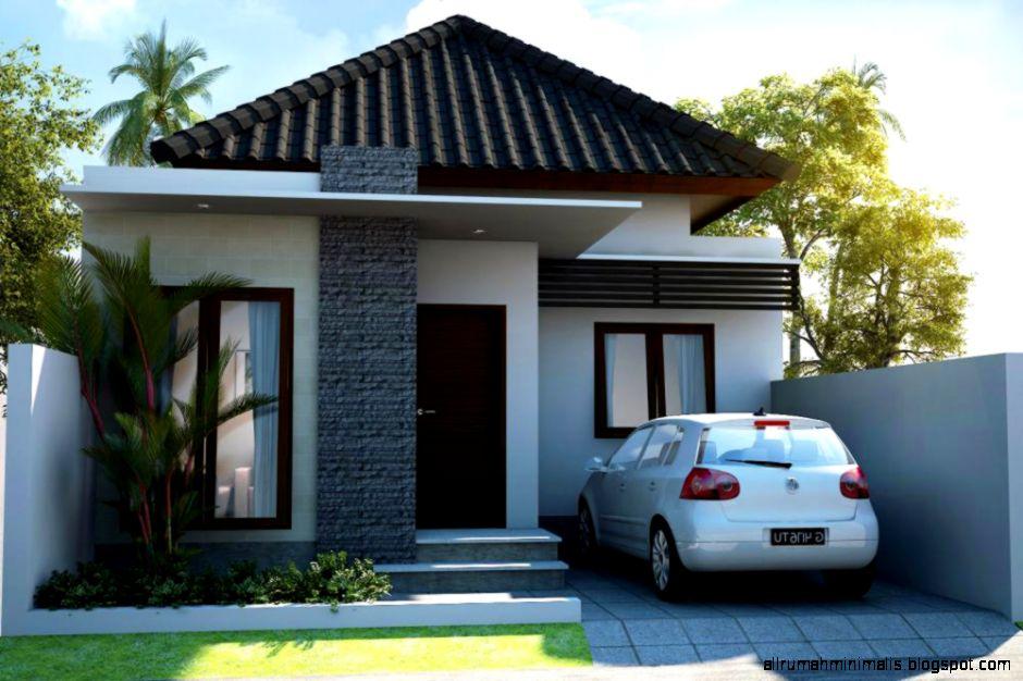 Harga dan Contoh Model Rumah Minimalis Tipe 36 45 21 Modern