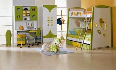 interior kamar tidur anak - interior kamar tidur anak