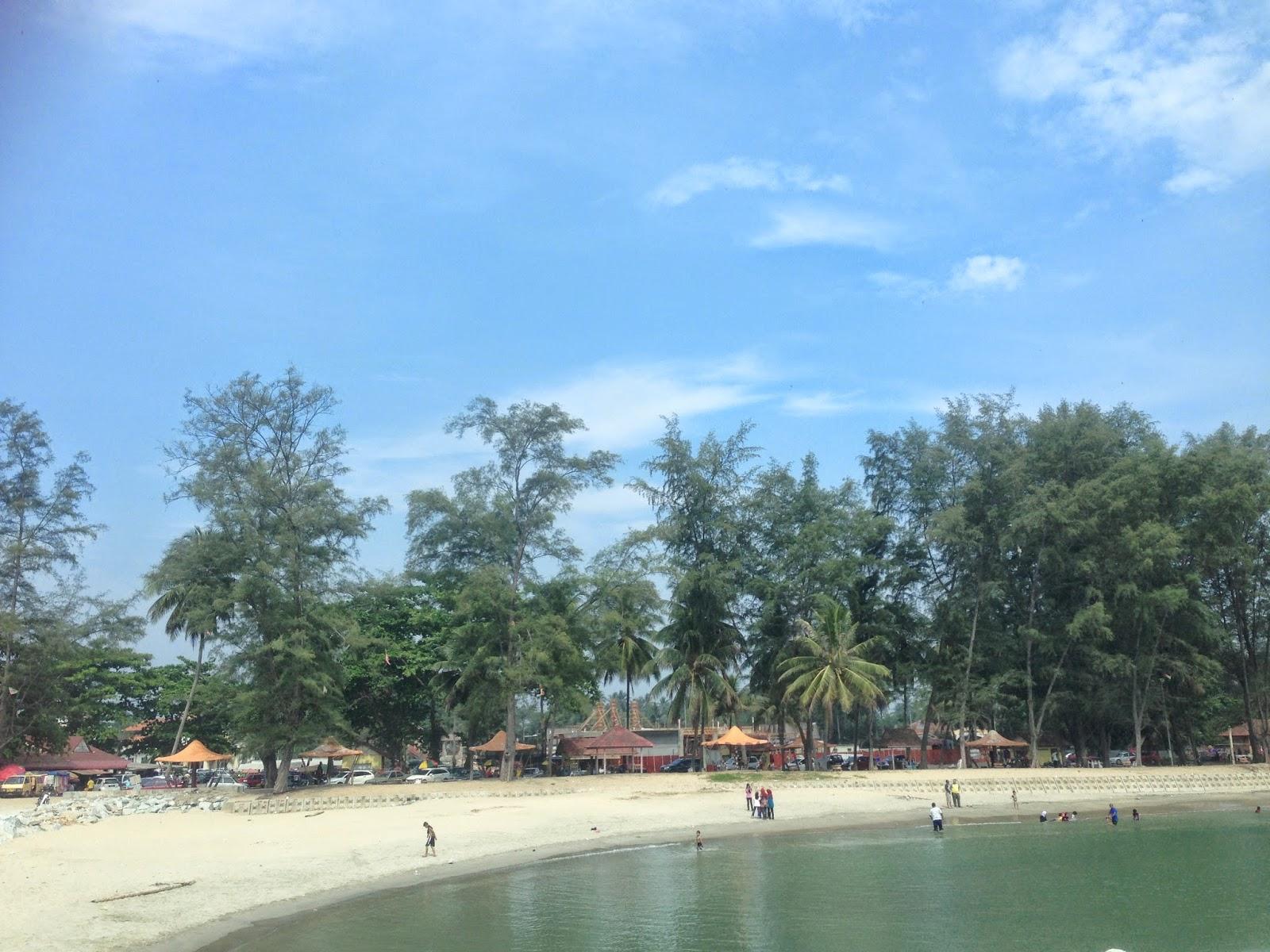 Irama Beach