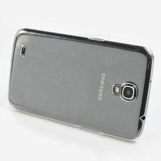Slim Clear Crystal Hard Case Cover for Samsung Galaxy Mega 6.3 I9200 I9208