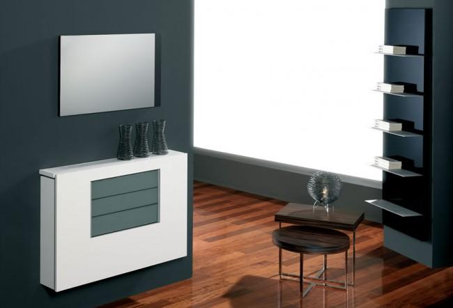 Muebles de dise o moderno y decoracion de interiores for Muebles cubreradiadores modernos