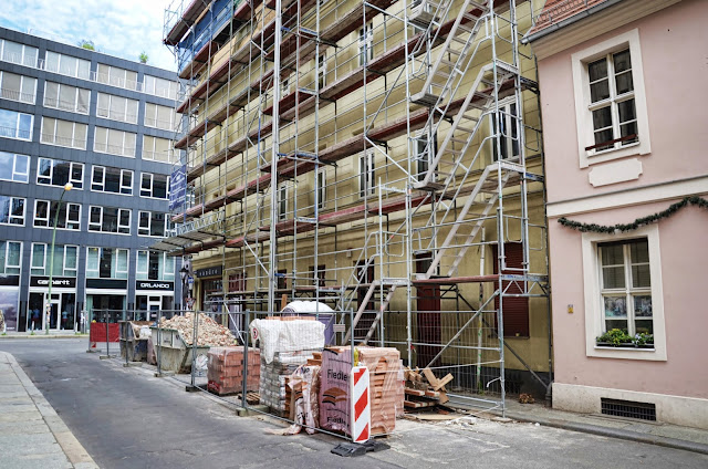 Baustelle Sophienstraße 11, 10178 Berlin 23.06.2013