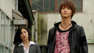 Kamen Rider Wizard Haruto Rinko