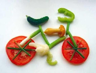 Ideas Divertidas para Presentar Platos, Verduras