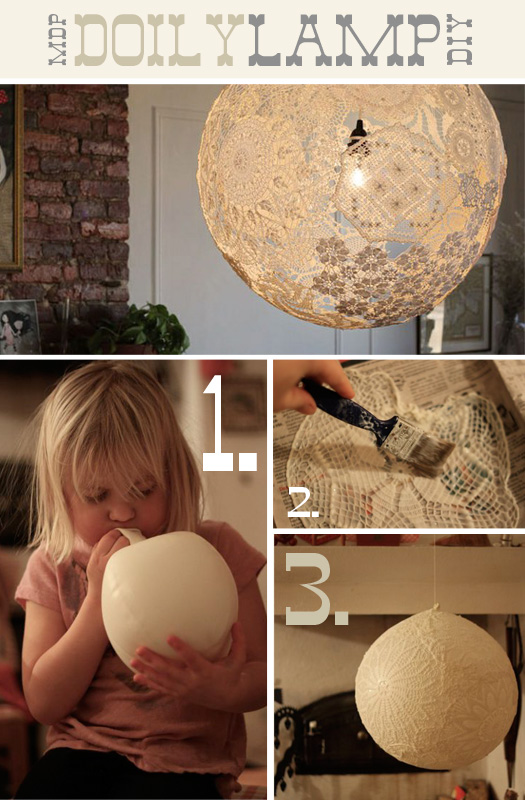 Excellent DIY Lace Lantern 525 x 800 · 164 kB · jpeg