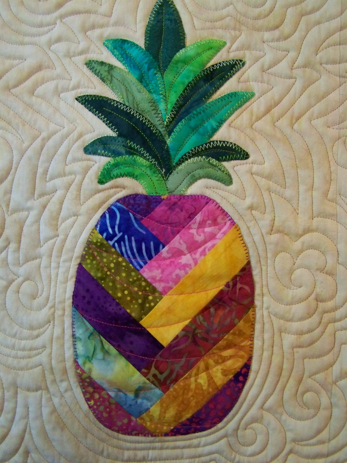 Cactus Quilters: Hawaiian Applique : cactus quilts - Adamdwight.com