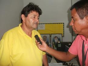 Detran e as novidades de seu diretor em Águas Lindas.