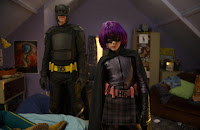 Big Daddy and Hit-Girl in Kick-Ass