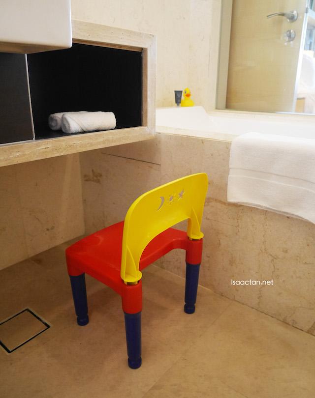 Cute children's chair