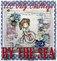 July Challenge -  By the Sea